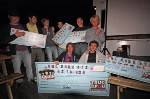 le jury et les récompensés - photo de Jeff Ruiz