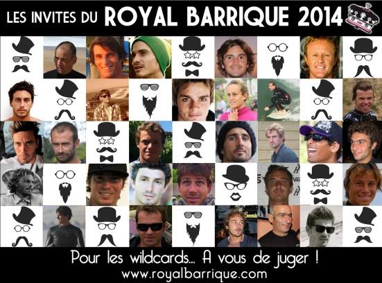 invités royal barrique 2014
