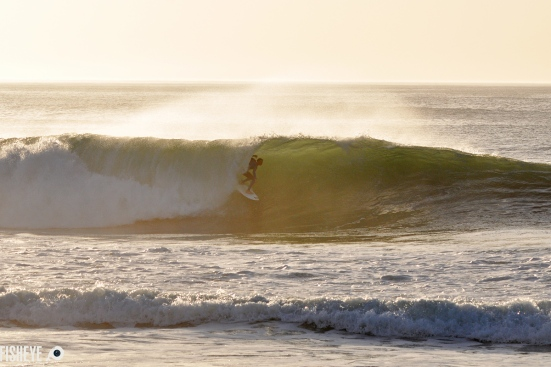 Arsène Vellard : avant le sunset - photo : Fisheye Photographie
