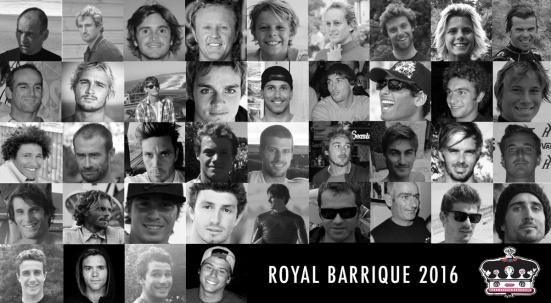 invités Royal Barrique 2016
